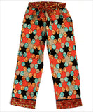Women's Colorful Pajama Pants - CleverElement  - 1