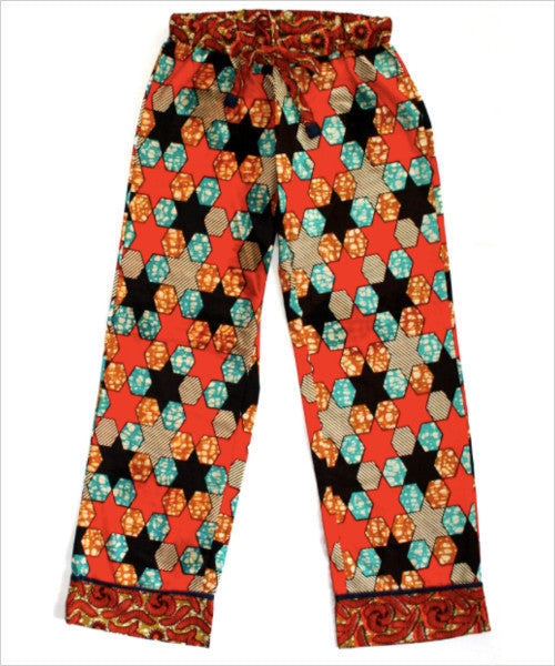Women's Colorful Pajama Pants