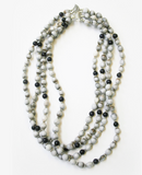 Zulu Seed Necklace - CleverElement  - 2