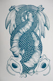 "Morgan Winter's ""Coiled Fish"" - CleverElement  - 2"