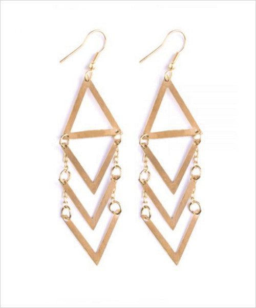 Multi-Arrow Earrings