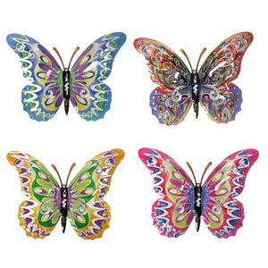 Butterfly Metal Outdoor Art