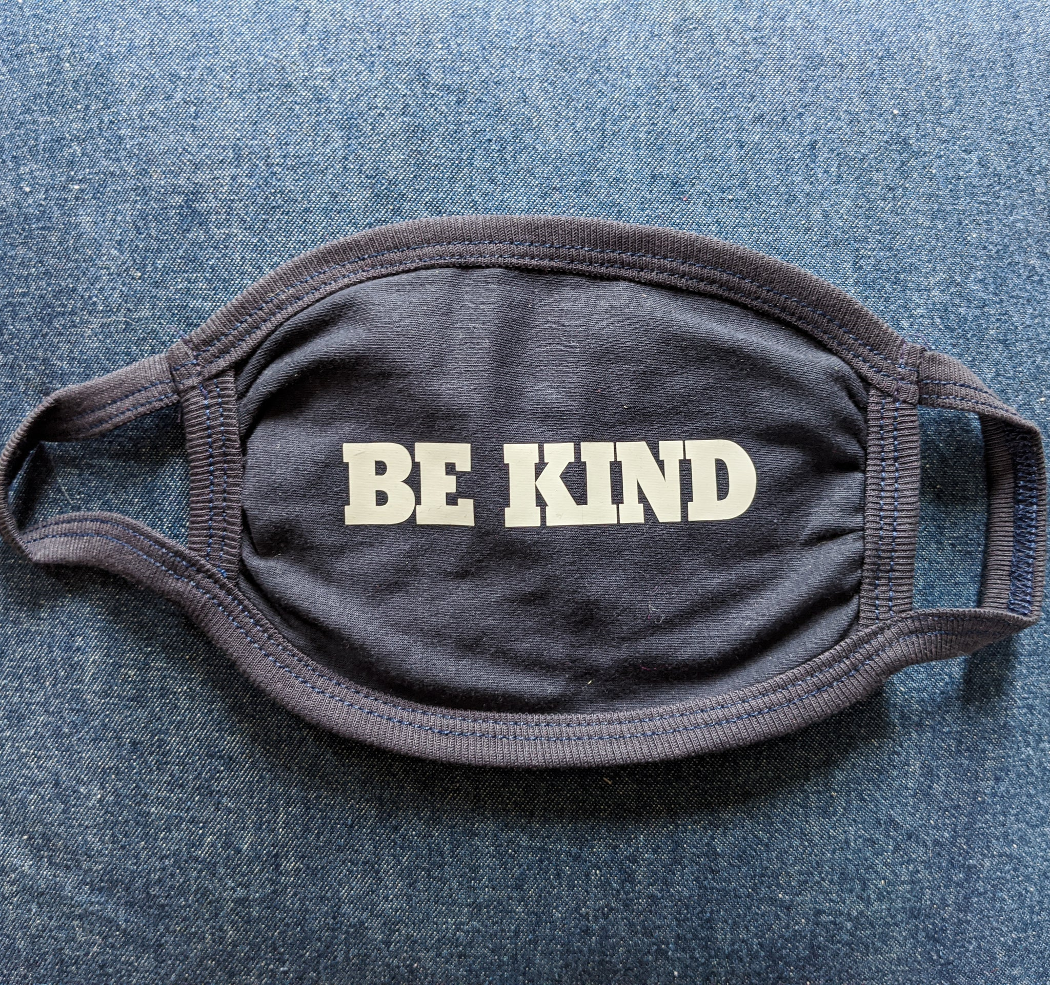 Face Mask : Be Kind