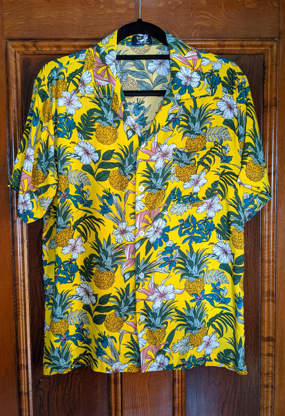 Men's Tropical Shirts