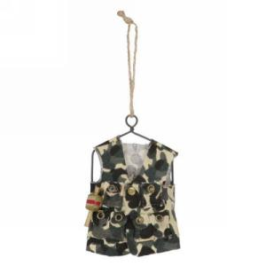 Ornament : Fishing Vest
