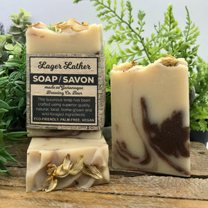 Lager Lather Soap