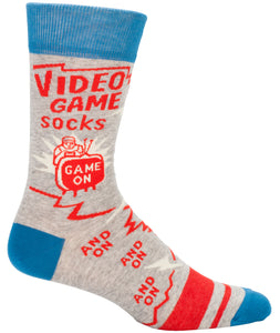 Men's Socks :  Video Game