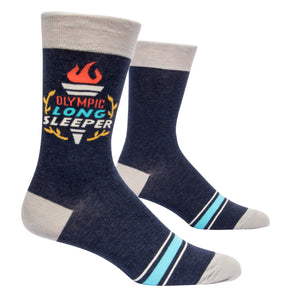 Men's Socks :  Long Sleeper