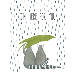 Card: Support Lemurs