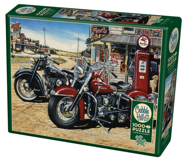 Jigsaw Puzzle : Two for the Road
