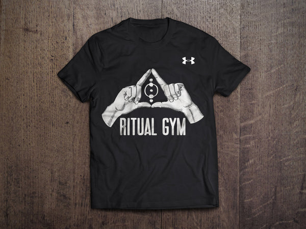 Men's Ritual Gym x Under Armour T-Shirt (Limited Edition)