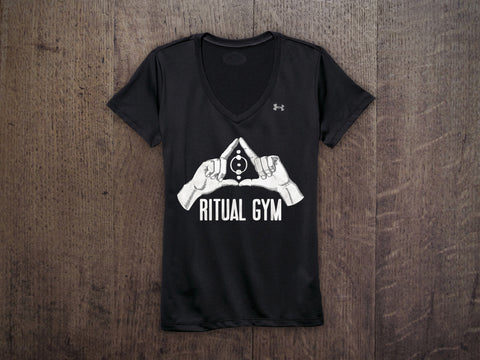 Women's Ritual Gym x Under Armour T-Shirt (Limited Edition)