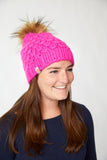 Gunn Beanie in On Wednesdays We Wear Pink
