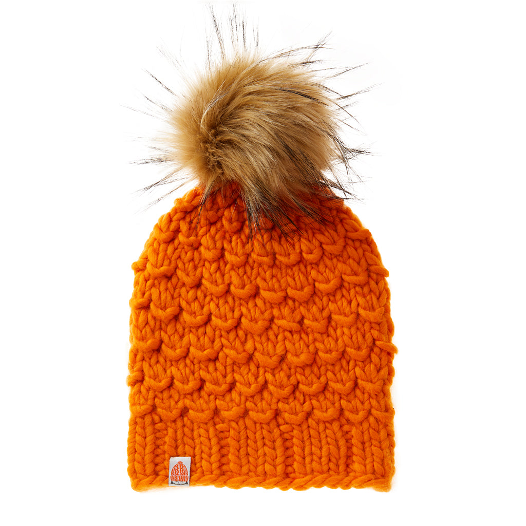 Gunn Beanie in OG Orange