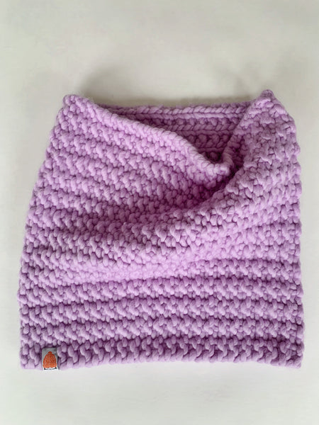 Shaw Neckie in Lavender