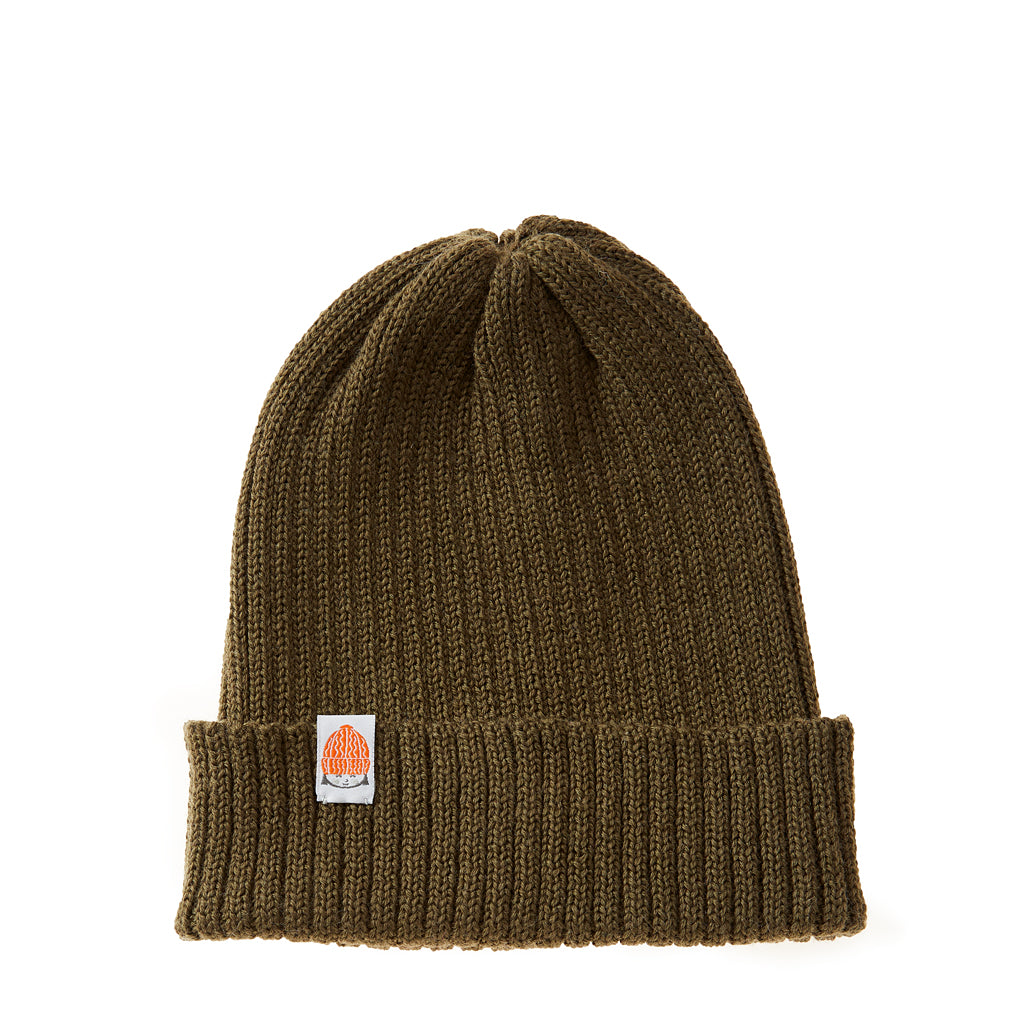 The Jamie Beanie in Green