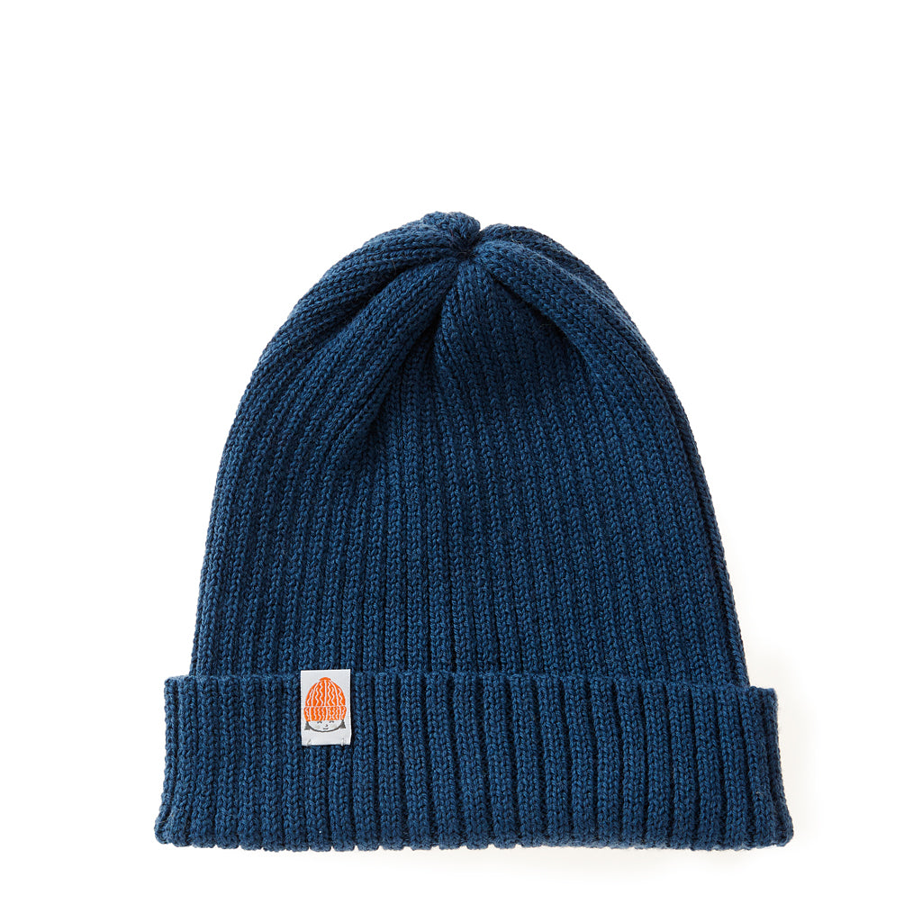The Jamie Beanie in Navy – Shit That I Knit 16681336dae