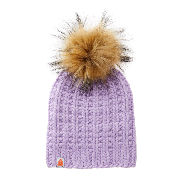 Ladd Beanie in Lavender