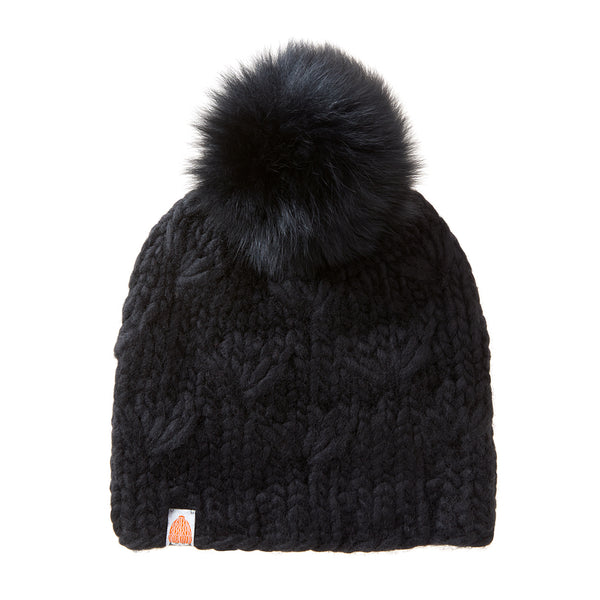 010bcffea99 The Motley Pom Beanie. Motley Beanie in Blacklist