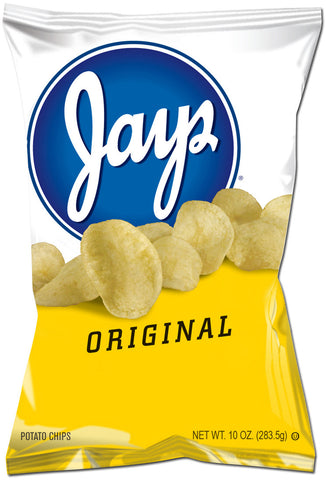 Jays Original Chips & Jays BBQ Chips (Mixed Case)