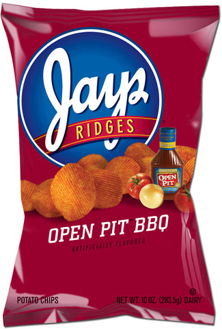 Jays Open Pit BBQ Ridges