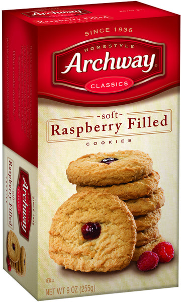 Archway Raspberry Filled Cookie