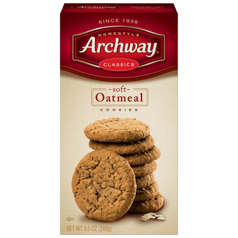 Archway (Soft) Oatmeal Cookies