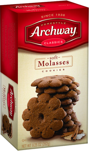 Archway Old Fashioned Molasses Cookie