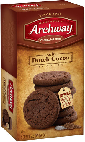 Archway Dutch Cocoa Cookies