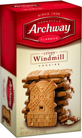 Archway Old Fashioned Windmill Cookie