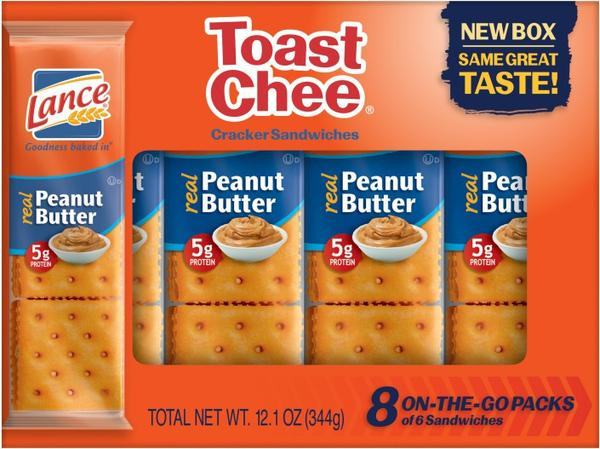 Lance Toastchee Crackers