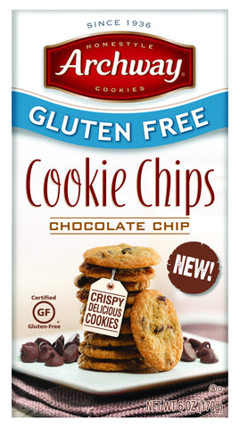 Archway Gluten Free Chocolate Chip Cookie Chips