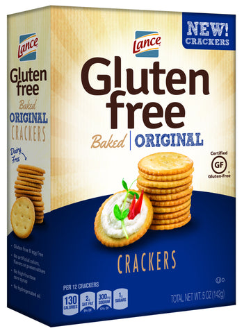 Lance Gluten Free Original Crackers