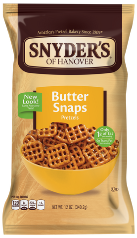 Snyder's of Hanover Butter Snaps
