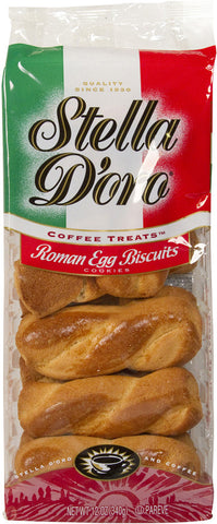 Stella D'Oro Roman Egg Biscuit Cookie 12 oz.