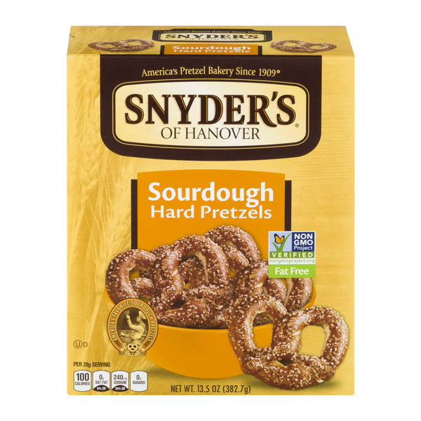 Snyder's of Hanover Sourdough Hard Box