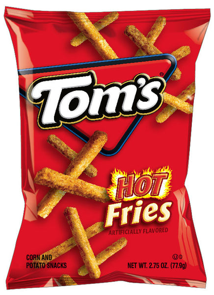 Tom's Hot Fries