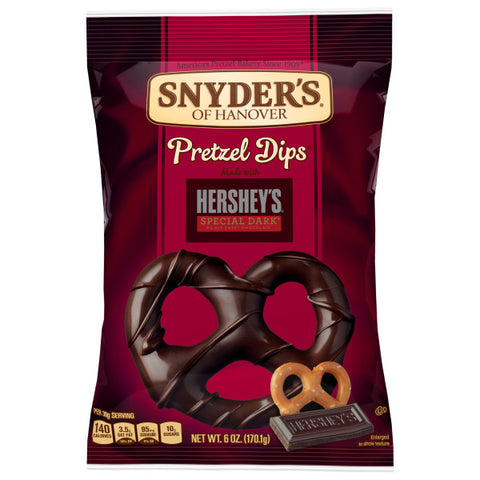 Snyder's of Hanover Special Dark Chocolate Dips