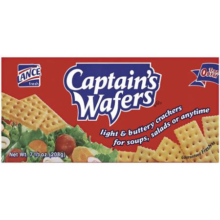 Lance Captain Wafer Convenience Pack 18 count 7.33 oz.