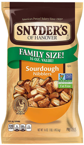 Snyder's of Hanover Sourdough Nibblers