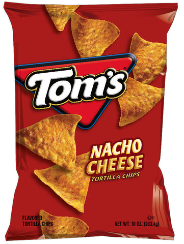 Tom's Nacho Cheese Tortilla