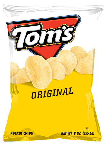 Tom's Potato Chips (Mixed Case)