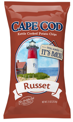 Cape Cod Dark Russet Chips