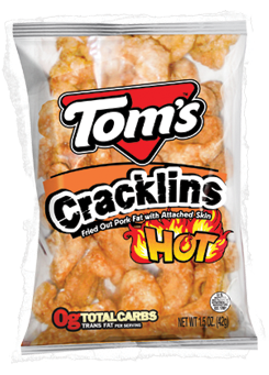 Tom's Hot Cracklins