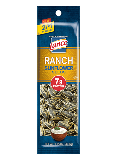 Lance Ranch Sunflower Seeds