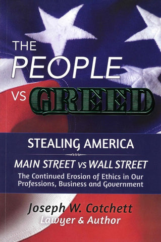 The People vs Greed