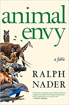 Animal Envy - a fable
