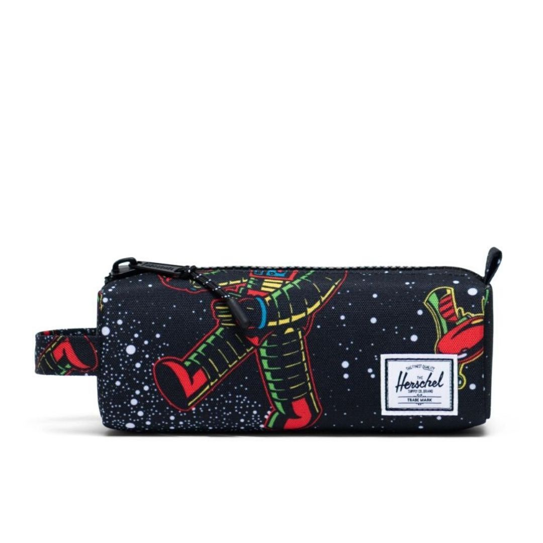 10071-03893-OS -Herschel Settlement Case - Space Robots Pencil Case Herschel