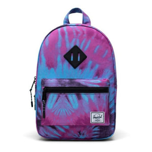 10313-03895-OS-Herschel Kids Heritage 9L Backpack - Tie Dye/Black Backpack Herschel