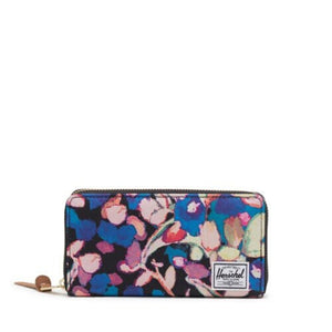 10384-02459-0S - Herschel Thomas Wallet - Painted Flowers Wallet Herschel